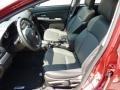 Black Interior Photo for 2012 Subaru Impreza #69848716
