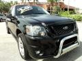 Black 2010 Ford Explorer Sport Trac Adrenalin
