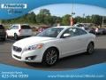 2013 Ice White Volvo C70 T5  photo #3