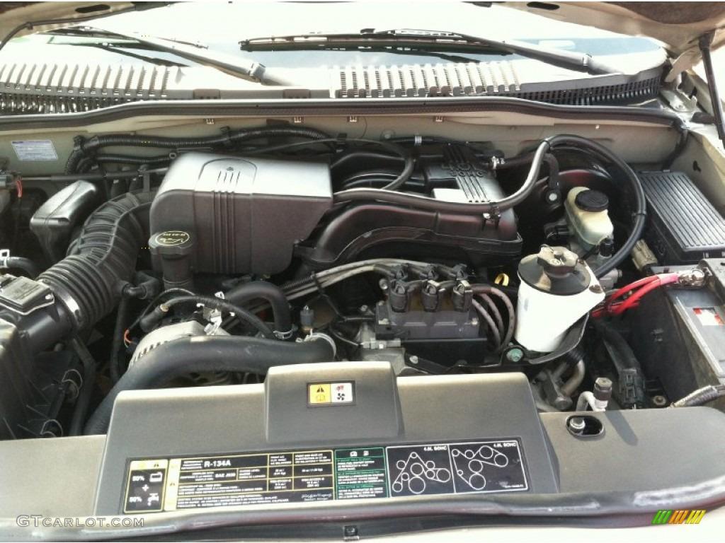 2003 Ford Explorer XLS 4x4 4.0 Liter SOHC 12-Valve V6 Engine Photo #69859448