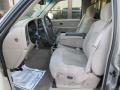 Tan Interior Photo for 2001 Chevrolet Silverado 1500 #69861643