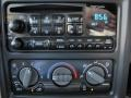 2001 Chevrolet Silverado 1500 Tan Interior Audio System Photo