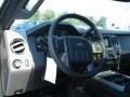 2012 Tuxedo Black Metallic Ford F250 Super Duty Lariat Crew Cab 4x4  photo #10