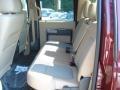 2012 Autumn Red Metallic Ford F250 Super Duty XLT Crew Cab 4x4  photo #13