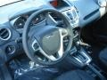 Charcoal Black Steering Wheel Photo for 2013 Ford Fiesta #69867619