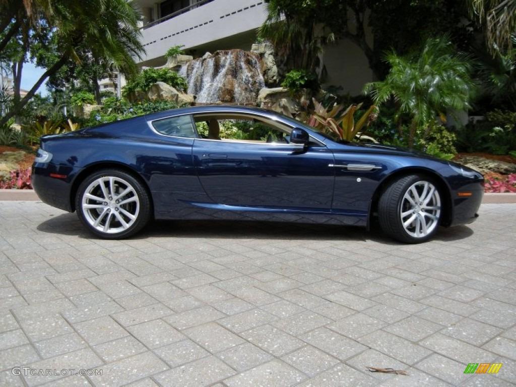 2011 Midnight Blue Aston Martin Db9 Coupe 69841468 Photo 5 Gtcarlot Com Car Color Galleries