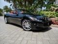 Nero (Black) 2011 Maserati GranTurismo Convertible GranCabrio
