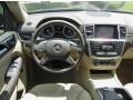 Dashboard of 2013 ML 350 4Matic