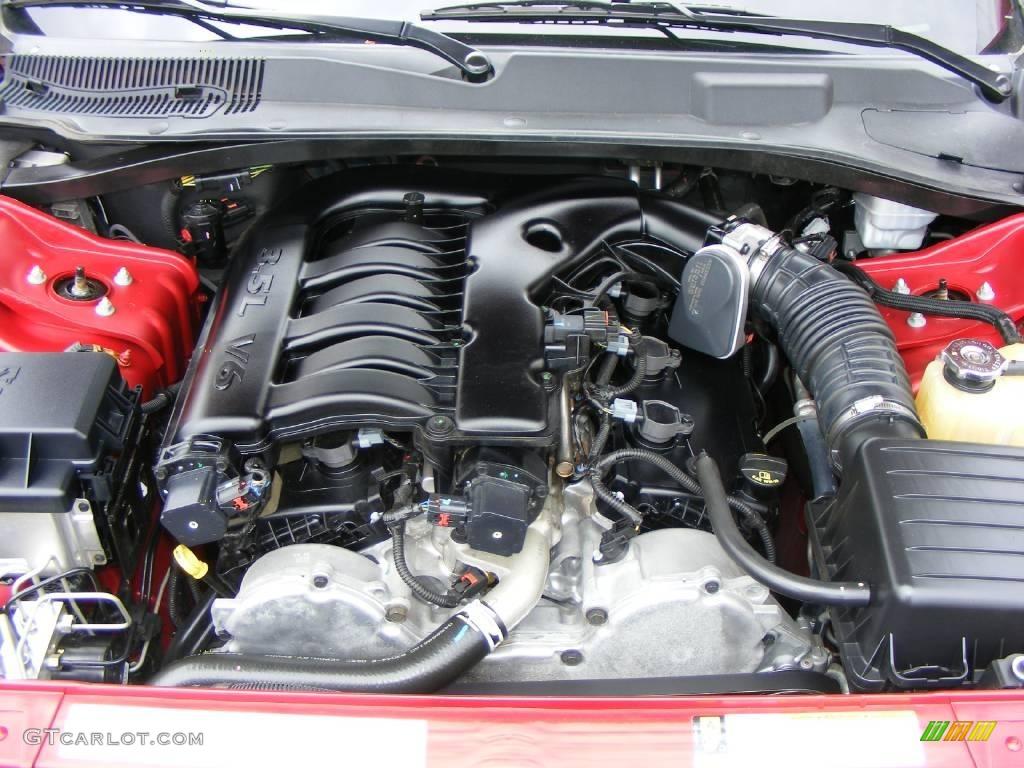 Chrysler 300 Limited Glassback 3 5l Sohc 24v V6 Engine