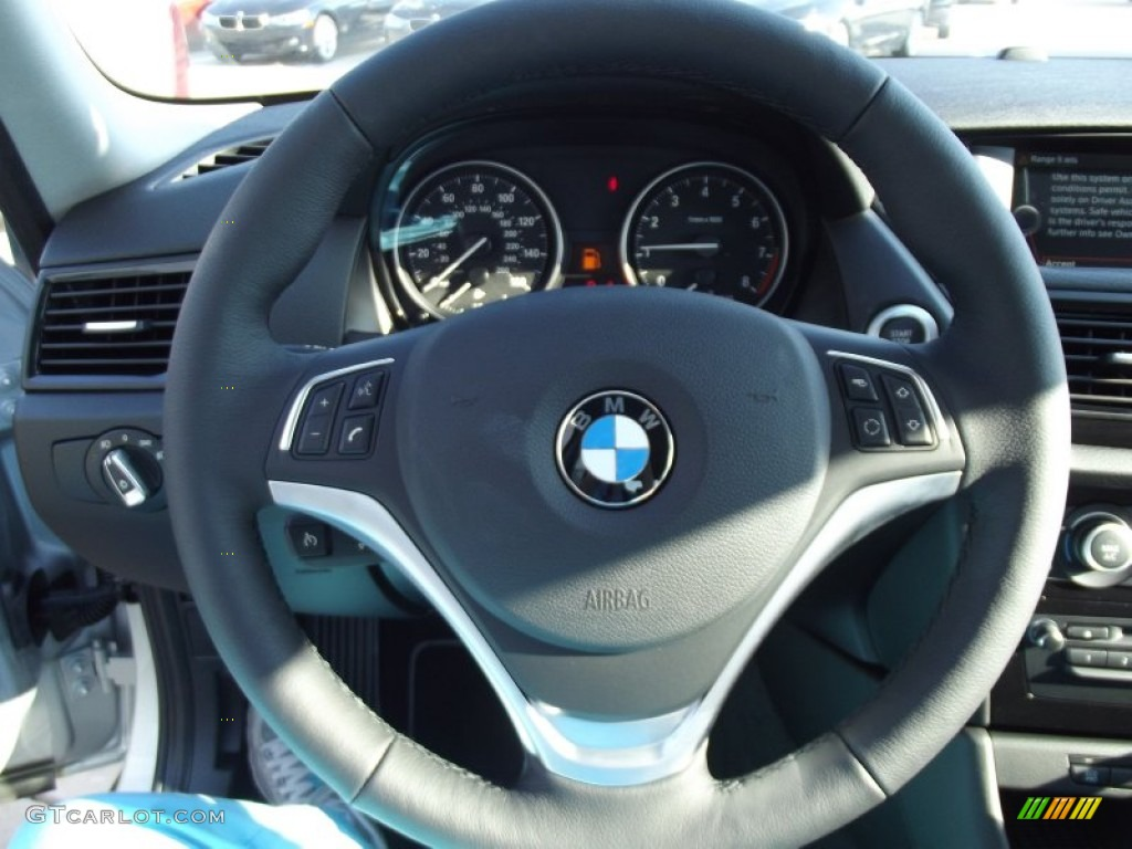 2013 Bmw X1 Xdrive 35i Black Steering Wheel Photo 69880150 Gtcarlot Com