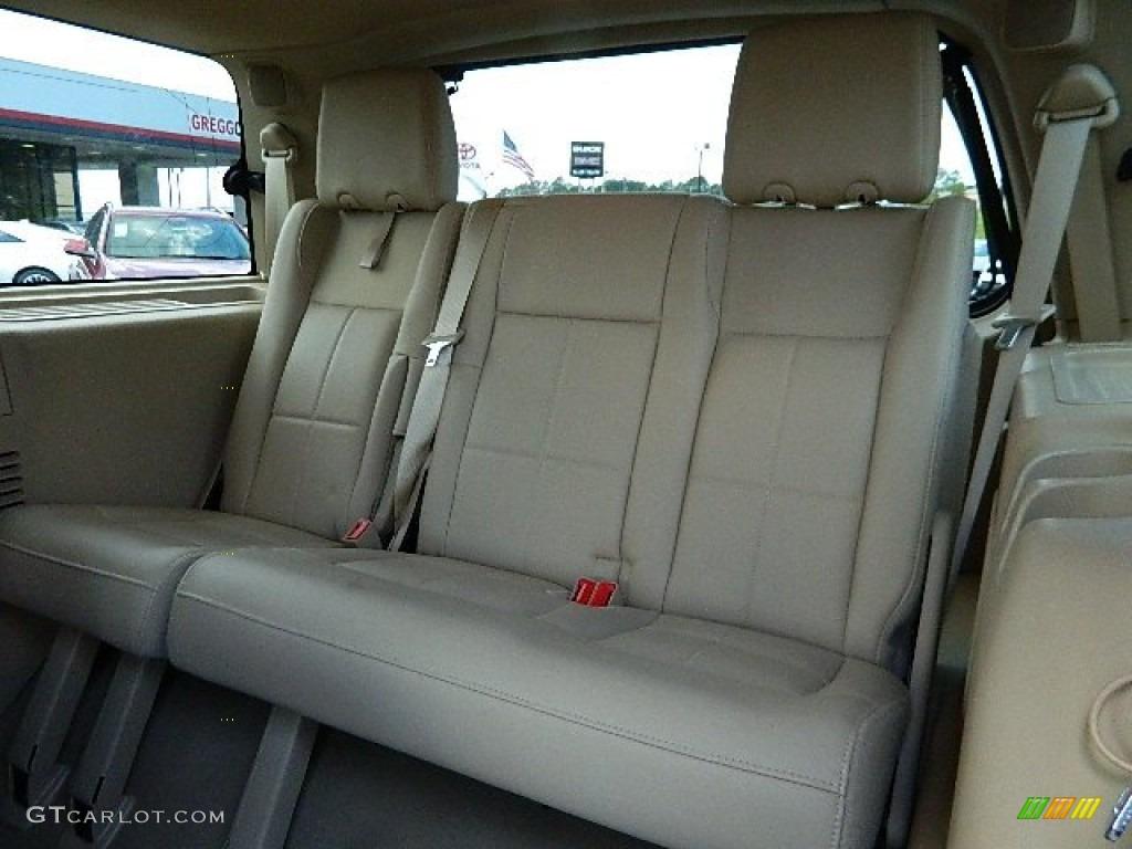 Stone Interior 2008 Lincoln Navigator Luxury Photo 69881569