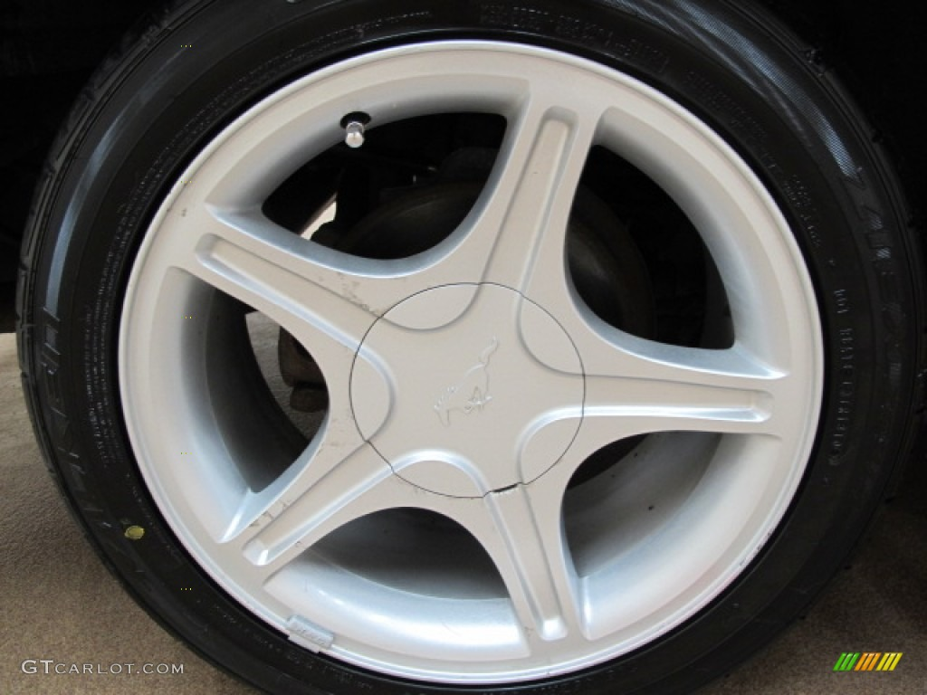 2002 Ford Mustang GT Coupe Wheel Photo #69887947