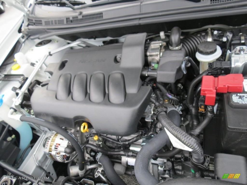 2003 Nissan Sentra Se R Spec V >> 2012 Nissan Sentra 2.0 SR 2.0 Liter DOHC 16-Valve CVTCS 4 ...