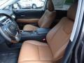 Saddle Tan/Espresso Birds Eye Maple Front Seat Photo for 2013 Lexus RX #69901066