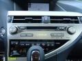 Saddle Tan/Espresso Birds Eye Maple Controls Photo for 2013 Lexus RX #69901117