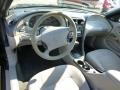 1999 Ford Mustang Light Graphite Interior Prime Interior Photo