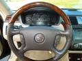Cashmere Steering Wheel Photo for 2007 Cadillac DTS #69906998