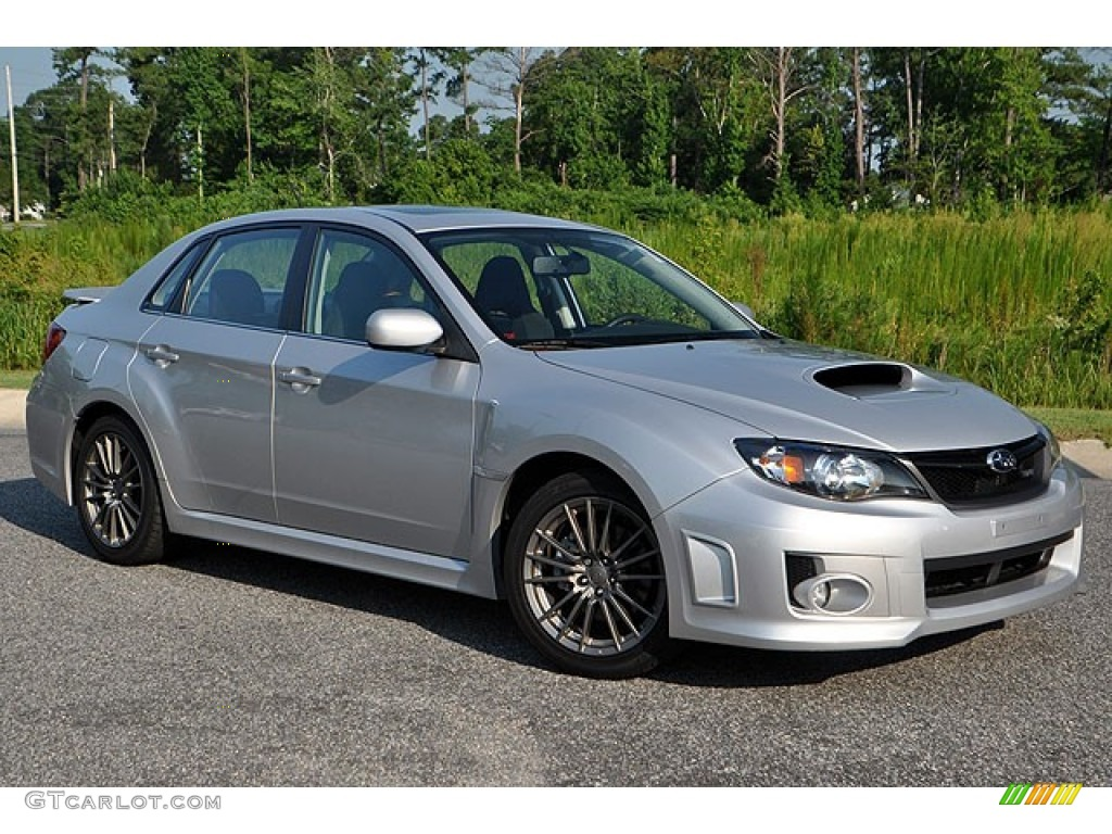 Spark silver metallic 2011 subaru impreza wrx limited sedan exterior photo 69909446 gtcarlot com