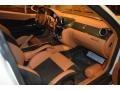2010 Ferrari 599 GTB Fiorano Beige Interior Interior Photo