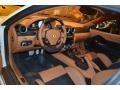 2010 Ferrari 599 GTB Fiorano Beige Interior Prime Interior Photo