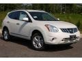 Pearl White 2012 Nissan Rogue Gallery