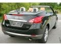 2011 Super Black Nissan Murano CrossCabriolet AWD  photo #6