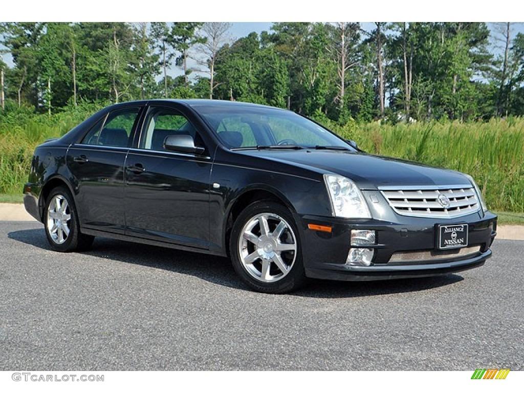 2005 Moonstone Cadillac Sts V8 69905339 Gtcarlot Com Car Color