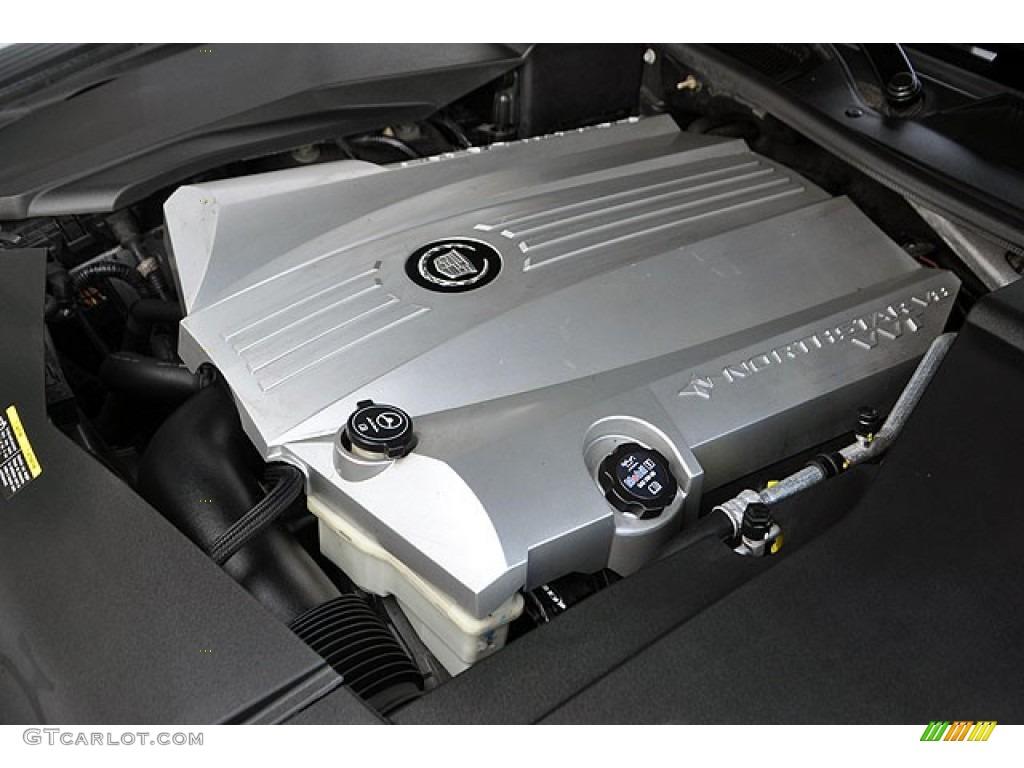 on 2008 Cadillac Sts V8 Awd
