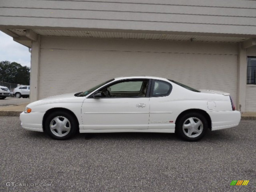 white 2002 chevrolet monte carlo ss exterior photo 69928409. Black Bedroom Furniture Sets. Home Design Ideas