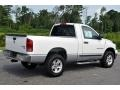 2006 Bright White Dodge Ram 1500 SLT Regular Cab 4x4  photo #6