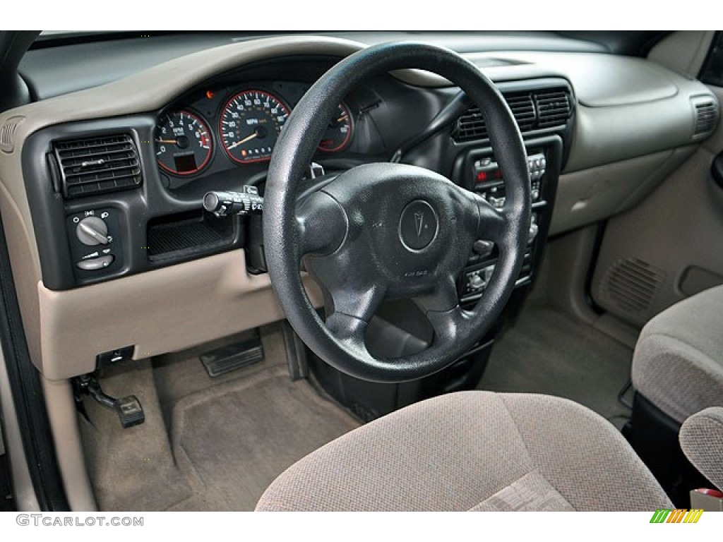 2004 Pontiac Montana Standard Montana Model Interior Photo