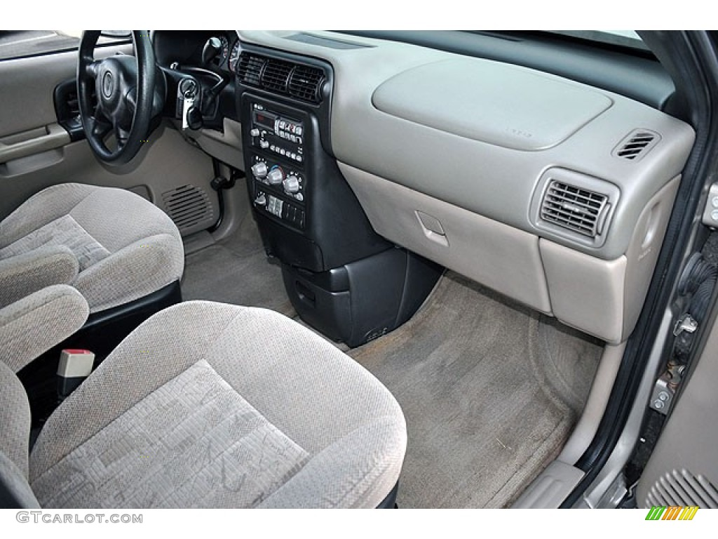 2004 Pontiac Montana Standard Montana Model Interior Photo