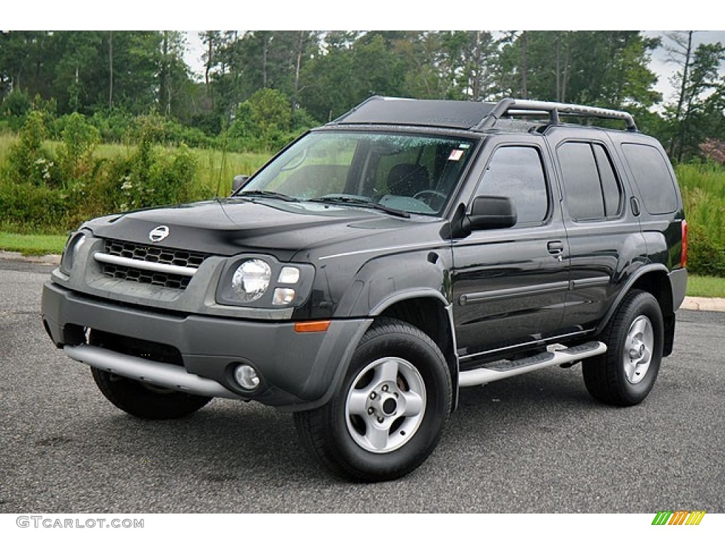 2002 nissan xterra black 200 interior and exterior images. Black Bedroom Furniture Sets. Home Design Ideas