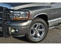2006 Mineral Gray Metallic Dodge Ram 1500 Laramie Quad Cab  photo #2
