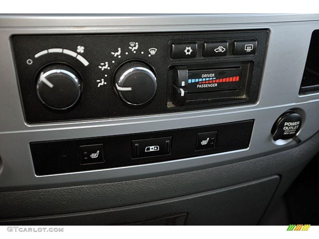 2006 Ram 1500 Laramie Quad Cab - Mineral Gray Metallic / Medium Slate Gray photo #26