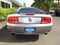 2007 Tungsten Grey Metallic Ford Mustang GT Deluxe Coupe  photo #4