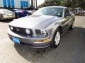 2007 Tungsten Grey Metallic Ford Mustang GT Deluxe Coupe  photo #7