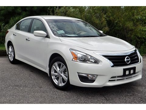 2013 Nissan Altima 2.5 SV Data, Info And Specs