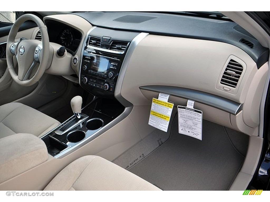 Beige Interior 2013 Nissan Altima 2 5 Sv Photo 69937730