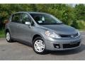 Magnetic Gray Metallic 2012 Nissan Versa Gallery