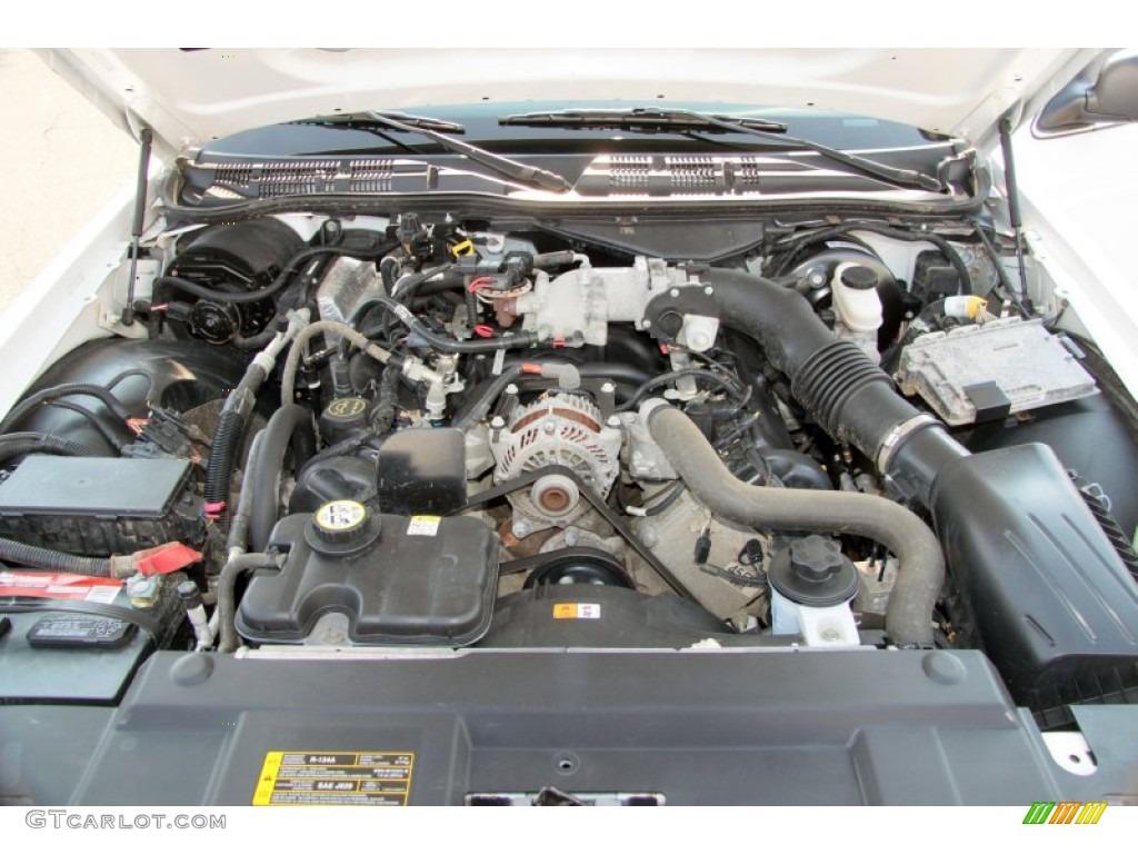 2008 Ford Crown Victoria Police Interceptor 4 6 Liter Sohc