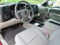2012 Chevrolet Silverado 1500 Light Titanium/Dark Titanium Interior Prime Interior Photo