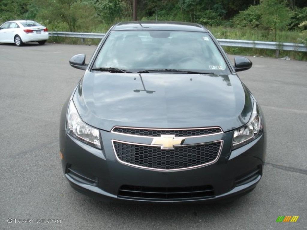 2013 Cyber Gray Metallic Chevrolet Cruze Lt 69949361 Photo 3 Car Color Galleries