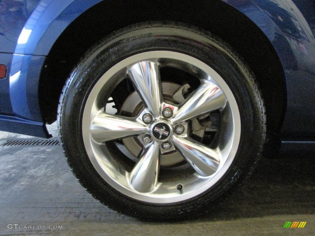 2006 Ford Mustang GT Premium Coupe Wheel Photo #69958780