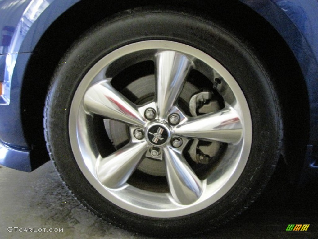 2006 Ford Mustang GT Premium Coupe Wheel Photo #69958792