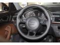 2013 A6 2.0T quattro Sedan Steering Wheel