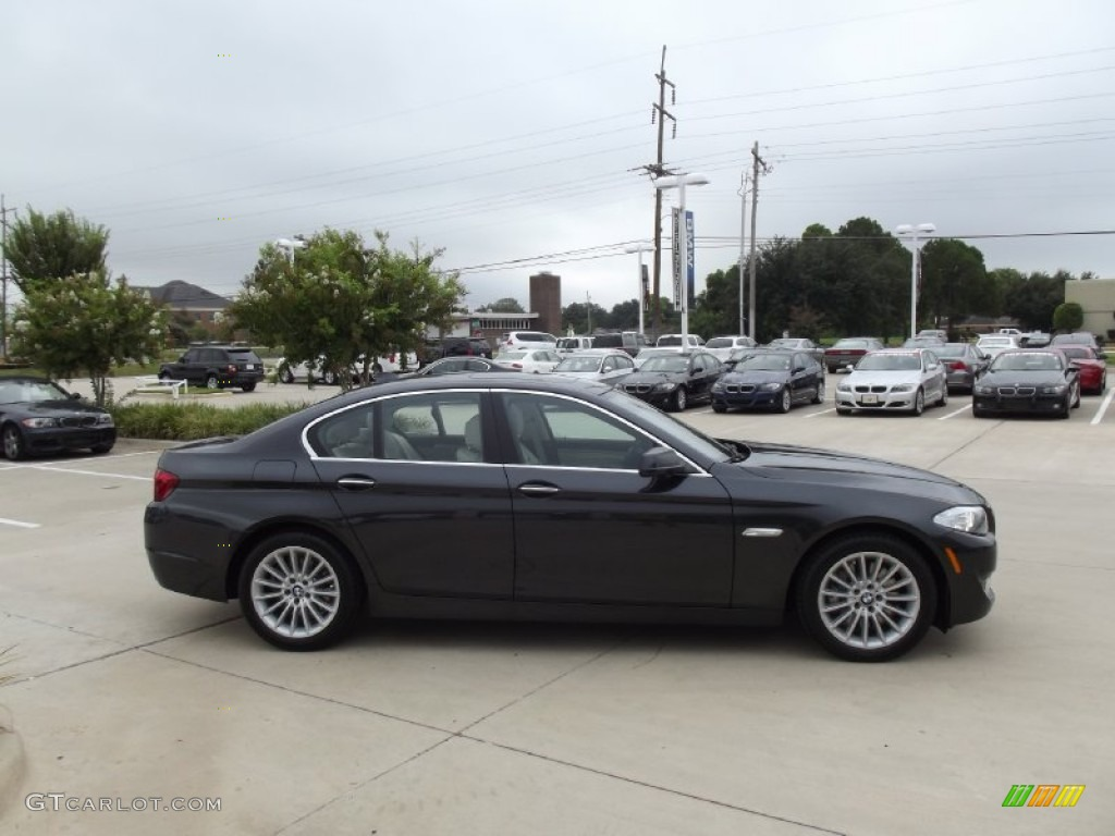 Black Sapphire Metallic 2013 Bmw 5 Series 535i Sedan Exterior Photo 69968542 Gtcarlot Com