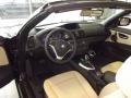 2012 BMW 1 Series Savanna Beige Interior Prime Interior Photo