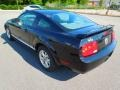 2007 Black Ford Mustang V6 Deluxe Coupe  photo #5