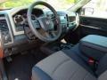 Dark Slate/Medium Graystone 2012 Dodge Ram 2500 HD Interiors